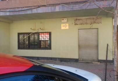 Local comercial en calle Vicente Jimenez Sanchez, nº 6